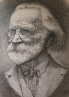 Gegoux Portrait circa 1923