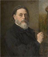 Breton Self Portrait