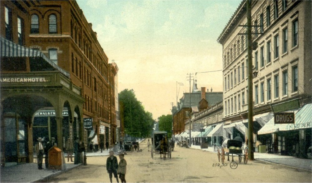 Watertown, N.Y. - circa 1905