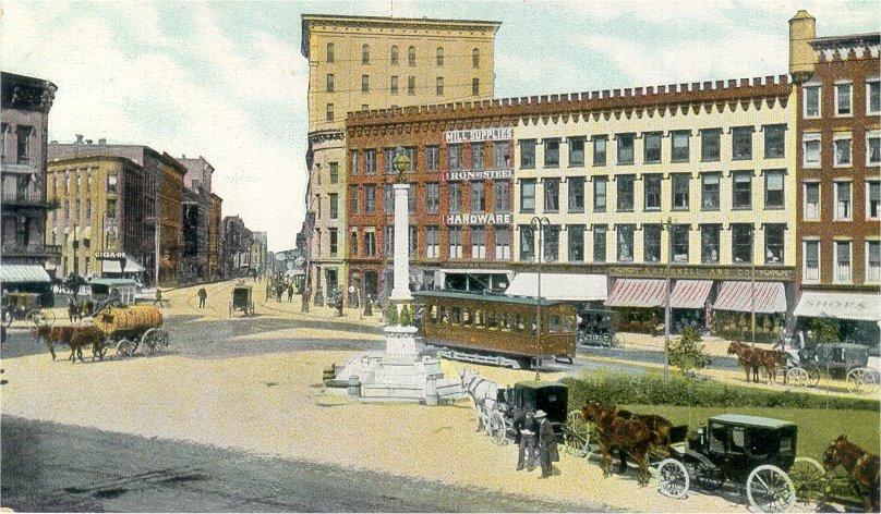 Watertown, NY - circa 1907