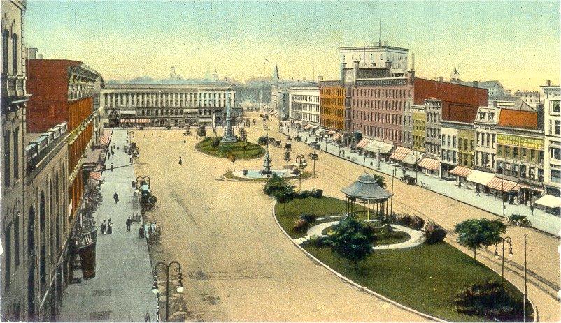 Watertown, N.Y. - circa 1909
