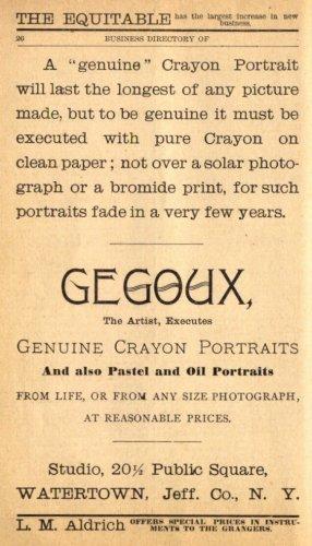 1896 City Directory